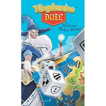 Kingdomino Duel Dice Game
