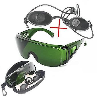 Opt / E Light / Ipl / Photon Beauty Instrument Safety Protective Laser Goggle