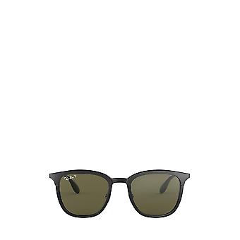 Ray-Ban RB4278 black / matte black unisex sunglasses