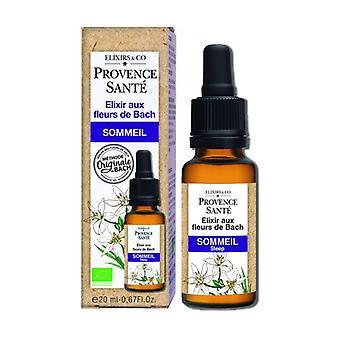 Organic sleep 20 ml of floral elixir