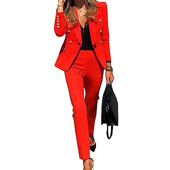 Lady Two-piece Formal Suit