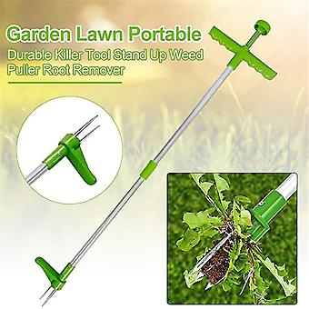 Long Handle Durable Garden Lawn Weed Remover