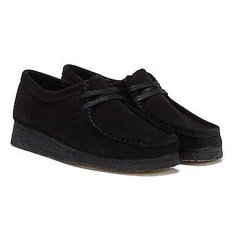كلاركس والابي سويد أحذية سوداء