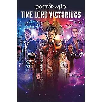 Doctor Who Thirteenth Doctor Volume 22 Time Lord Victorious