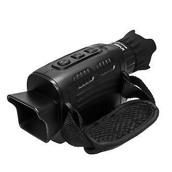 NV3185 Monocular HD Night Vision Binoculars, 4X Zoom Digital ,Night Vision Monocular Telescope, Hunt