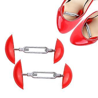 2pcs einstellbare Breite Extender bequeme Mini Schuh Stretcher Zubehör
