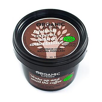 Wake Up and Smell the Coffee Natural Sculpting Body scrub 100 ml