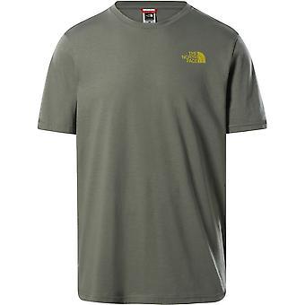 North Face Natural Wonders T94T1GV38 universella män t-shirt
