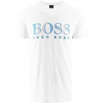 BOSS Valkoinen RN T-paita