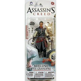 Assassins creed aveline de grandpre action figure