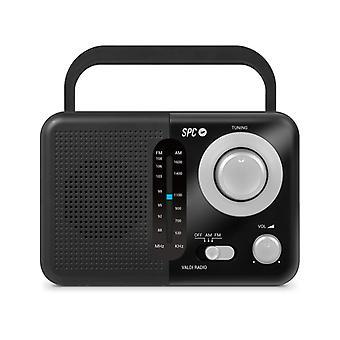 Radio SPC 4590N AM/FM 0,8W NEGER
