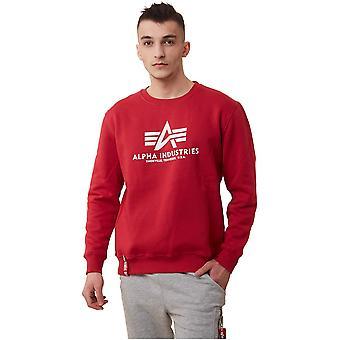 Alpha Industries Basic Villapaita Rbf 178302523 universal miesten collegepaidat