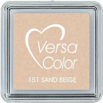 Versacolor pigmento tinta almohadilla pequeña - Beige de arena