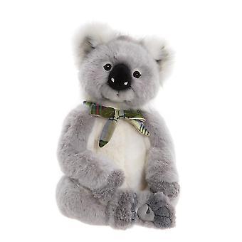 """Charlie Bears Dale - 14.5"""" - 2021 Plush Koala Bear"""