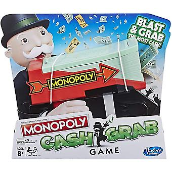Hasbro Gaming Monopoly-Spiel fr Bargeld