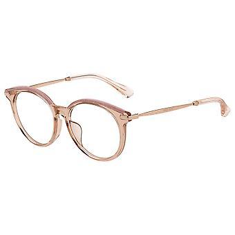 Jimmy Choo JC254/F W66 Pink Glitter Briller