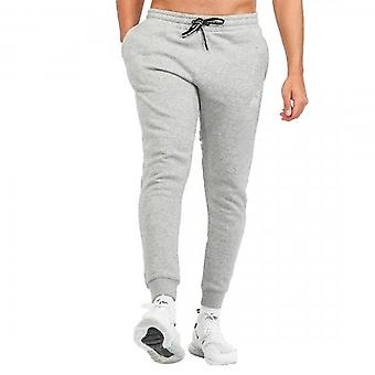 Kings Will Dream Crosby Grey/White Joggers Bottoms