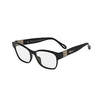 Chopard VCH304S 0700 Shiny Black Glasses