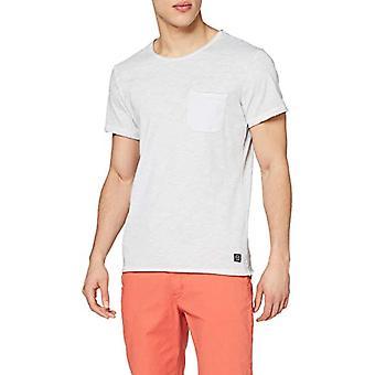 BLEND Tee T-Shirt, Grey (Chip Grey 75153), XX-Large Men