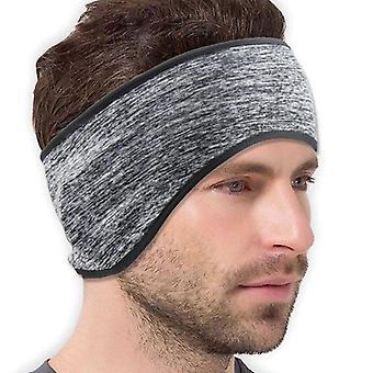 غطاء أكثر دفئا للأذن الشتوية للجنسين، حزام شعر الطقس البارد