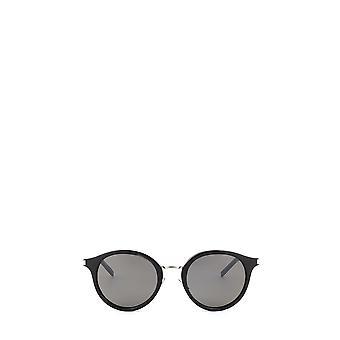Saint Laurent SL 57 black unisex sunglasses