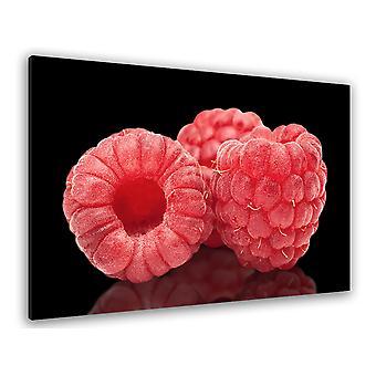 Stół do gotowania owoców malinowych