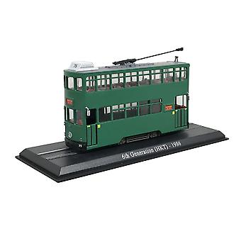 Hong Kong Tram 6th Generation (1986) Diecast modell spårvagn