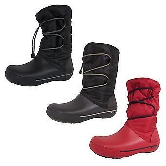 Crocs Kvinders Crocband II.5 Cinch Boot Sko