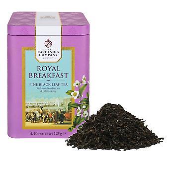 The East India Company - Royal Breakfast Loose Leaf Black Tea Caddy 125g