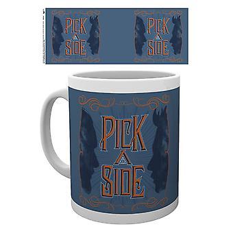 Fantastic Beasts 2 - Pick A Side Mug