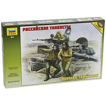 Russian Modern Tank Crew 1/35 Kit