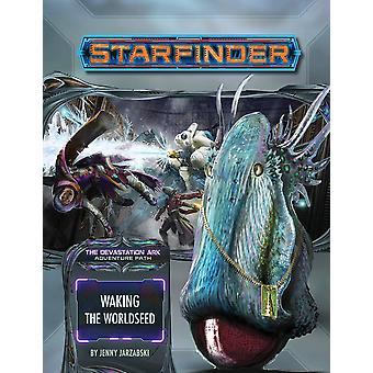 Starfinder Adventure Path: Waking the Worldseed (Devastation Ark 1 af 3) af Jenny Jarzabski (Paperback, 2020)
