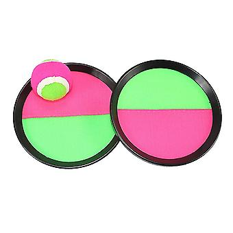 Paddle Tennis Toy Ball Toss And Catch Sports Ball Throw Catch Bat Ball Game Set