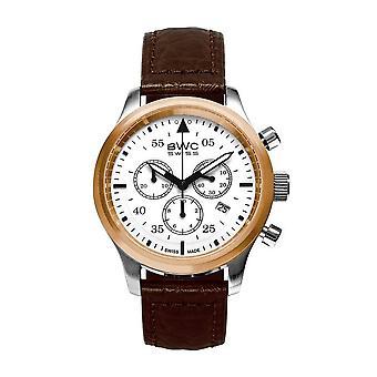 BWC Swiss - Wristwatch - Men - Quartz - 20017.52.50