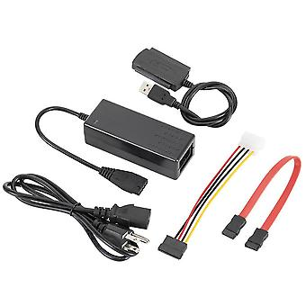 USB to IDE / SATA cable adapter, with power cable