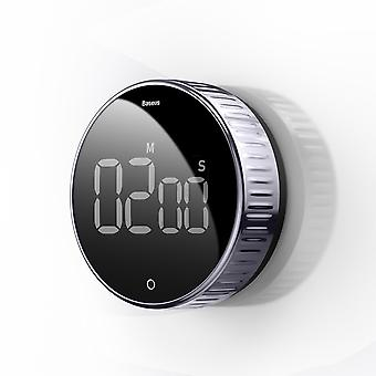 Magnetic Kitchen Timer Digital Timer Manual Countdown Alarm Clock Mechanical Cooking Timer Cooking Shower Study Stopwatch
