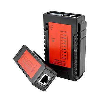 Probador de continuidad de cable Doss Lan Rj11 Rj45 Probador