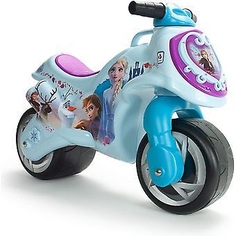 - Neox Frozen Laufrad empfohlen für Kinder +18 Monate mit permanenter und wasserfester Dekoration