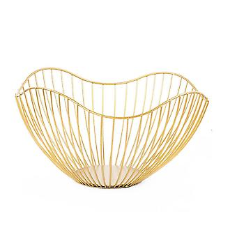 Wrought Iron fruit basket  Basket of fruit drop Fruit basket and Meaning the sitting room compote