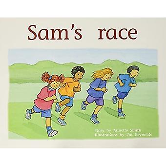 Sam's Race: Student Reader (Level 4) (PMS)
