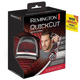 Remington HC4250 Quick Cut Hair Clipper Cordless Self Cut CurveCute Blade