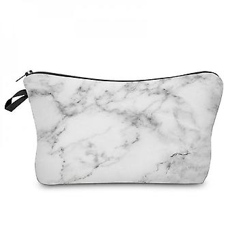 Women Lady Travel Makeup Bag Multifunctional Cosmetic Pouch Purse Casual Storage Organizer