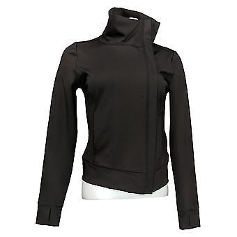 WVVY by Fitty Britttty Women's Power Moto Jacket Black 714051