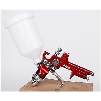 1.4mm Nozzle Hvlp Gravity Feeding Professional Car Paint Spray Gun 600ml Cup