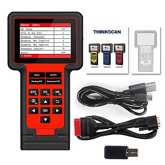 High Quality Thinkscan 609 Car Auto Fault Diagnosis Instrument Obd2 Detection Abs/srs Battery Matching Tool
