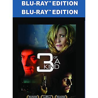 3 of a Kind [Blu-ray] USA import