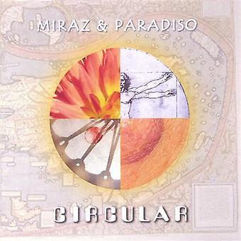 Miraz & Paradiso - Runde [CD] USA import