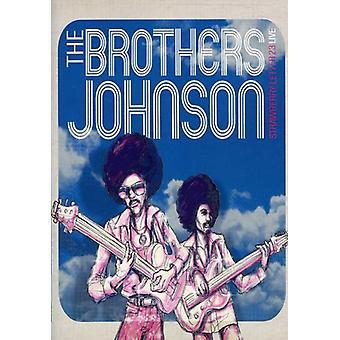 Bröderna Johnson - Brothers Johnson: Strawberry brev 23 Live [DVD] USA import