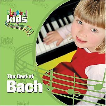 J.S. Bach - The Best of Bach [Classical Kids] [CD] USA import