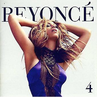 Beyonce - 4 [CD] USA tuonti